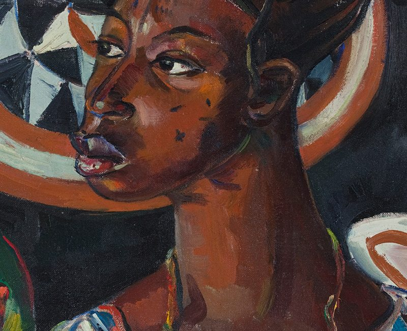 Irma Stern: Congolese Woman