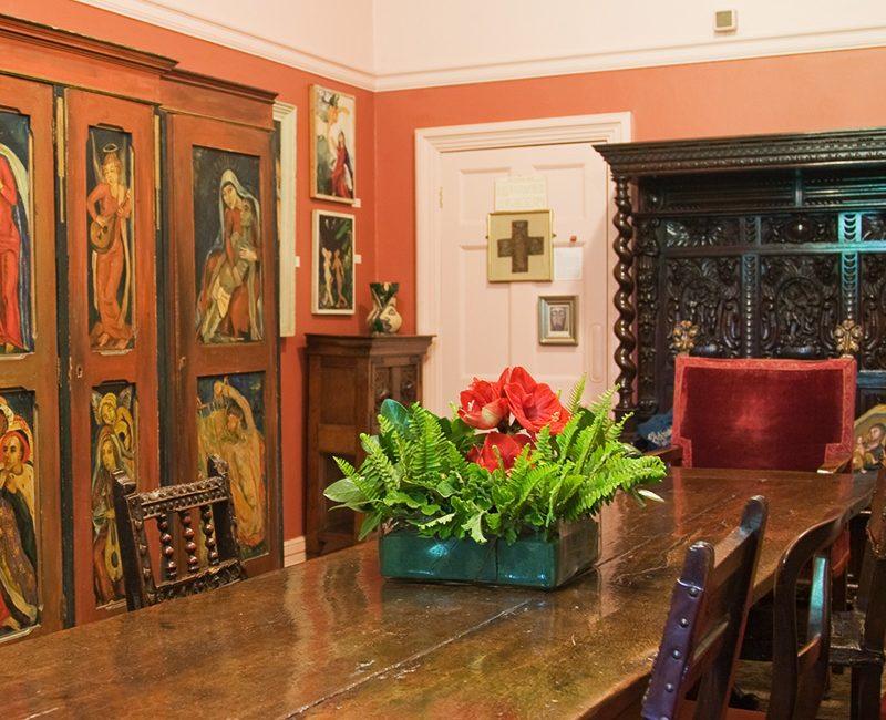 Dormant Hall Table