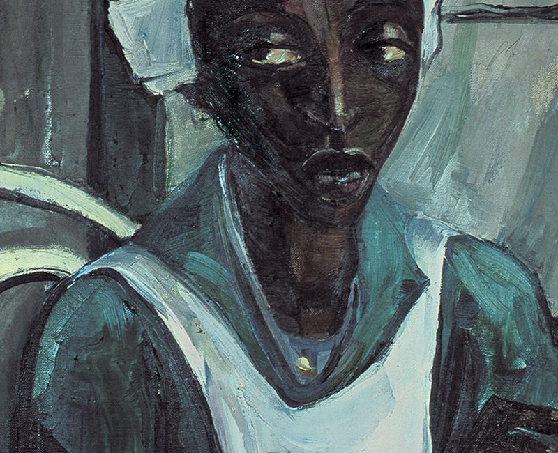 Irma Stern: Maid in Uniform
