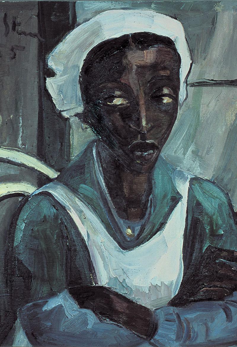 Irma Stern: Maid in Uniform