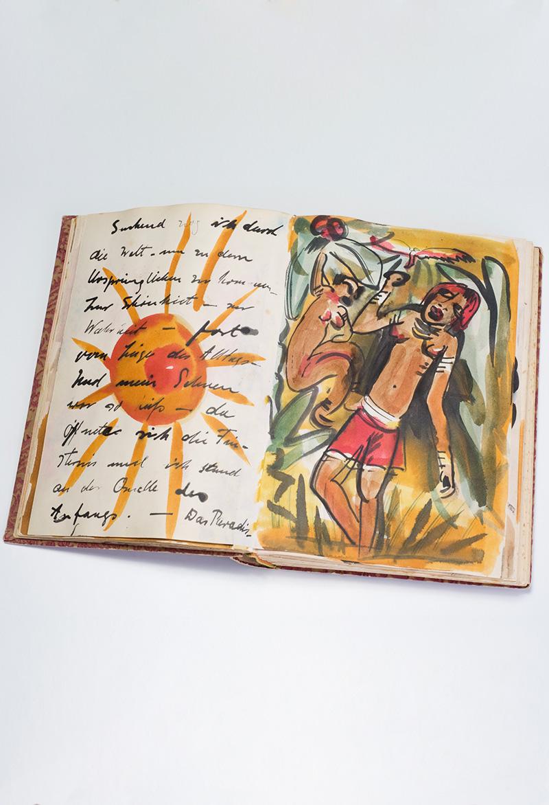 "Irma Stern ""Paradise"" Journal"