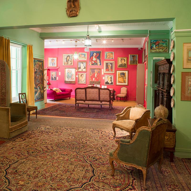 Irma Stern Museum Lounge
